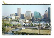 Baltimore's Inner Harbor Carry-all Pouch