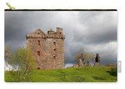 Balvaird Castle Ruins Scotland Carry-all Pouch