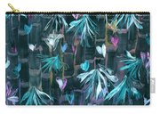 Bamboo And Butterflies Carry-all Pouch