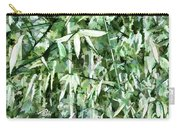 Bamboo Forest In South Carolina Carry-all Pouch