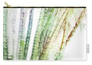 Bamboo Forest Watercolor Carry-all Pouch