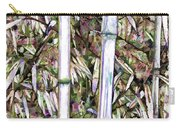 Bamboo Stalks Carry-all Pouch