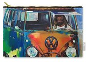 Bamf-vw Microbus Carry-all Pouch