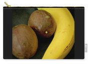 Banana And Maracujas. Carry-all Pouch