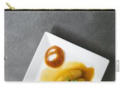 Banana Flambee With Caramel Asian Dessert Carry-all Pouch