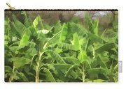 Banana Plantation Carry-all Pouch