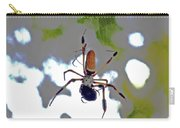 Banana Spider Lunch Time 1 Carry-all Pouch
