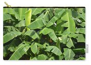 Banana Trees Carry-all Pouch