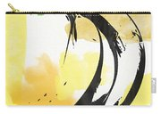 Bananas- Art By Linda Woods Carry-all Pouch