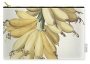 Bananas Carry-all Pouch by Pierre Joseph Redoute
