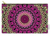 Band Of Gold Mandala Carry-all Pouch