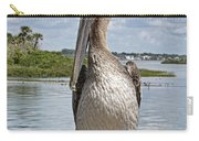Banded Beauty Carry-all Pouch