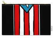 Bandera De Puerto Rico Carry-all Pouch