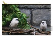 Bandit Birds Carry-all Pouch