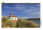 Bandon Coquille River Lighthouse Carry-all Pouch