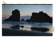 Bandon Oregon Sea Stacks Carry-all Pouch