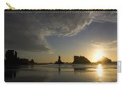 Bandon Sunset 4 Carry-all Pouch