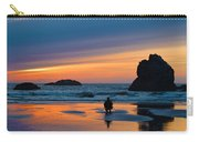 Bandon Sunset Photographer Carry-all Pouch