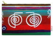 Bands Of Healing Two Cho Ku Rei's Carry-all Pouch