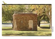 Bandstand Drinking Fountain Carry-all Pouch