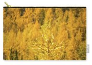 Banff Golden Larch Dream World Carry-all Pouch