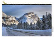 Banff Icefields Parkway Carry-all Pouch