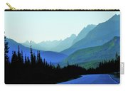 Banff Jasper Blue Carry-all Pouch