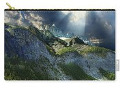 Mount Cory, Banff Carry-all Pouch