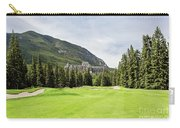 Banff Springs Golf And The Castle Carry-all Pouch