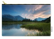 Banff Sunset Carry-all Pouch