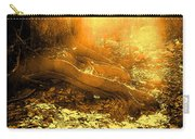 Banishing Rain Forest Shadows Carry-all Pouch
