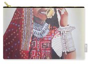 Banjaran With Traditional Attire Carry-all Pouch