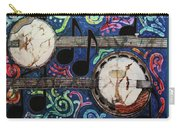 Banjos Carry-all Pouch by Sue Duda