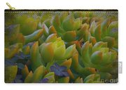 Bank Of Succulents Carry-all Pouch