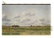 Banks Of The Loing Carry-all Pouch