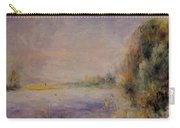 Banks Of The River 1876 Carry-all Pouch