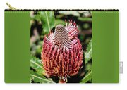 Banksia In Red Carry-all Pouch