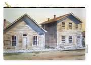 Bannack Ghost Town Montana Carry-all Pouch