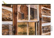 Bannack Reflection In The Past Carry-all Pouch