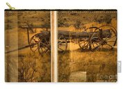 Bannack Wagon Reflections Carry-all Pouch
