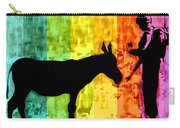 Bansky In Colors Carry-all Pouch