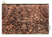 Banteay Srei Bas Relief Carvings - Cambodia Carry-all Pouch