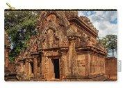 Banteay Srei Mandapa Sanctuary - Cambodia Carry-all Pouch