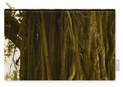 Banyan Surfer - Triptych  Part 1 Of 3 Carry-all Pouch