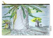 Baobab Grove Carry-all Pouch