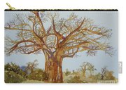 Baobab Tree Of Africa Carry-all Pouch