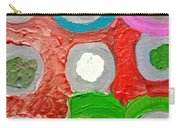 Baoma Kpengeh Water Lilies - Sierra Leone Carry-all Pouch