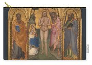 Baptism Altarpiece Carry-all Pouch