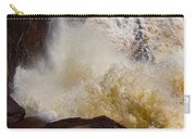 Baptism River Falls Five Carry-all Pouch