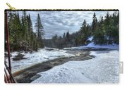 Baptism River Falls Tettegouche State Park Minnesota Carry-all Pouch